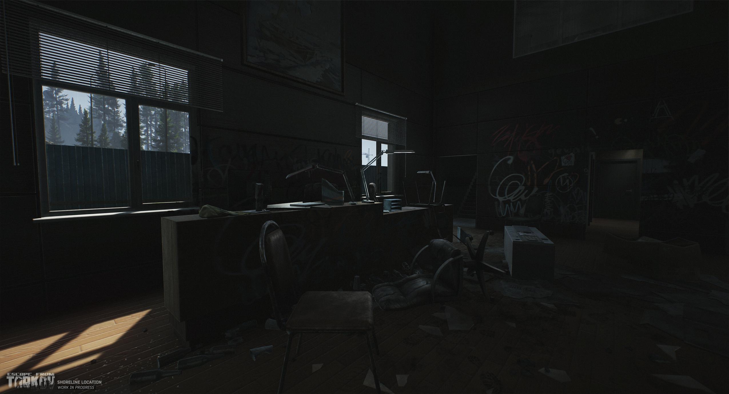 Uzavřená beta Escape from Tarkov odstartuje v červenci 146595