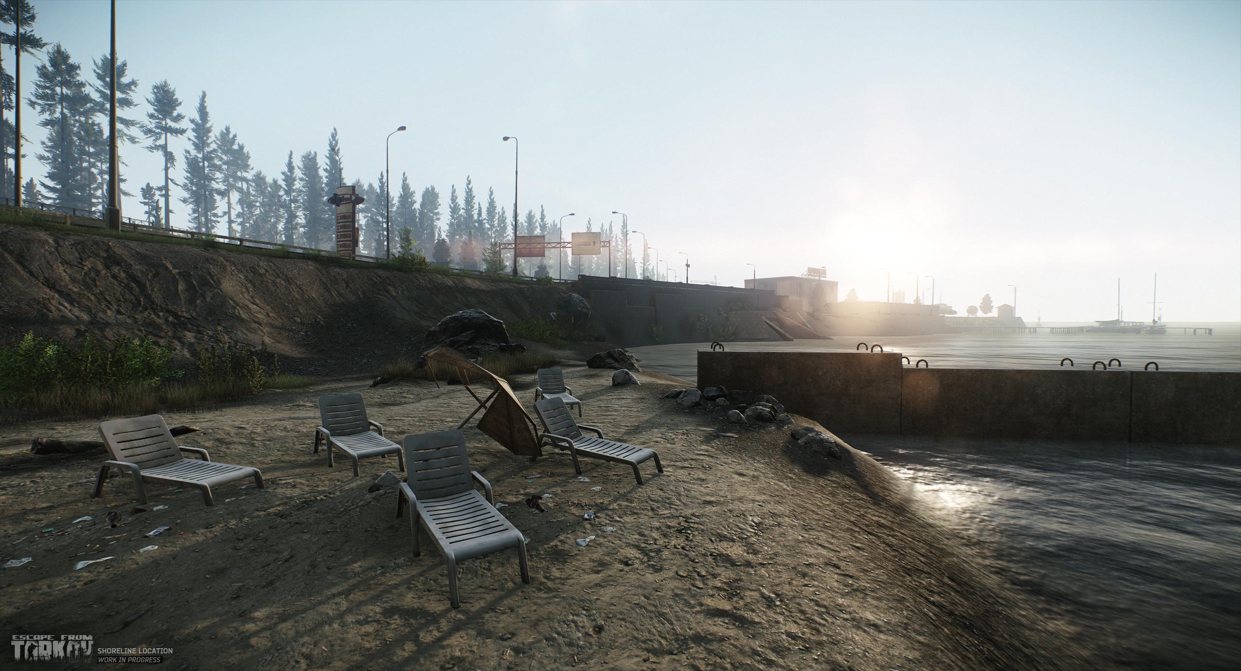 Uzavřená beta Escape from Tarkov odstartuje v červenci 146596