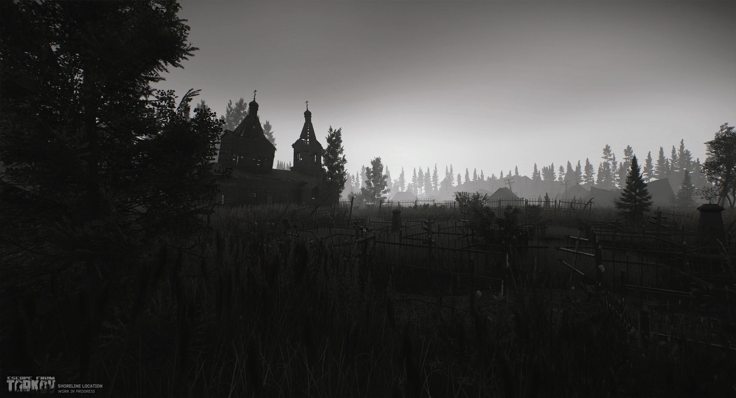 Uzavřená beta Escape from Tarkov odstartuje v červenci 146601