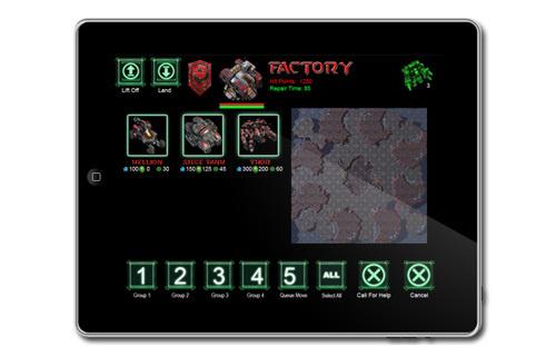 Budeme ovládat StarCraft II přes iPhone? 14661
