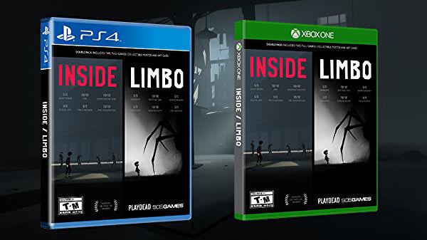 Inside a Limbo budou k dostání v krabičce 146649