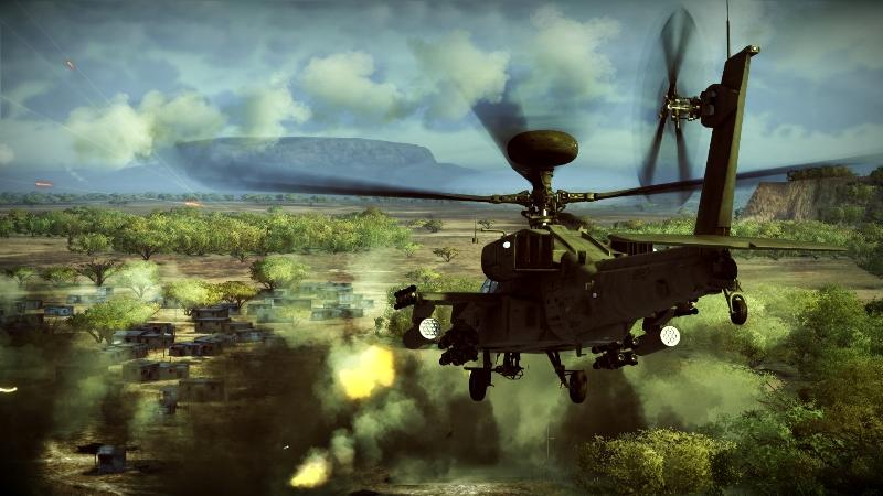 Apache: Air Assault se stanoveným datem vydání 14668