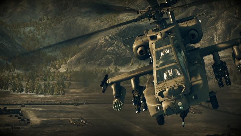 Apache: Air Assault se stanoveným datem vydání 14669