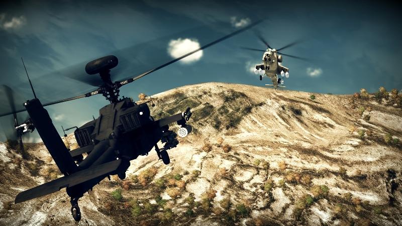 Apache: Air Assault se stanoveným datem vydání 14671