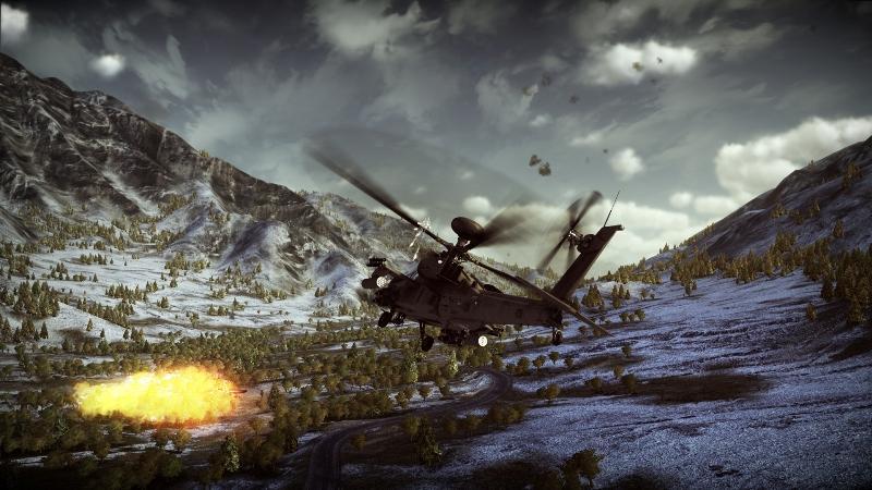Apache: Air Assault se stanoveným datem vydání 14672