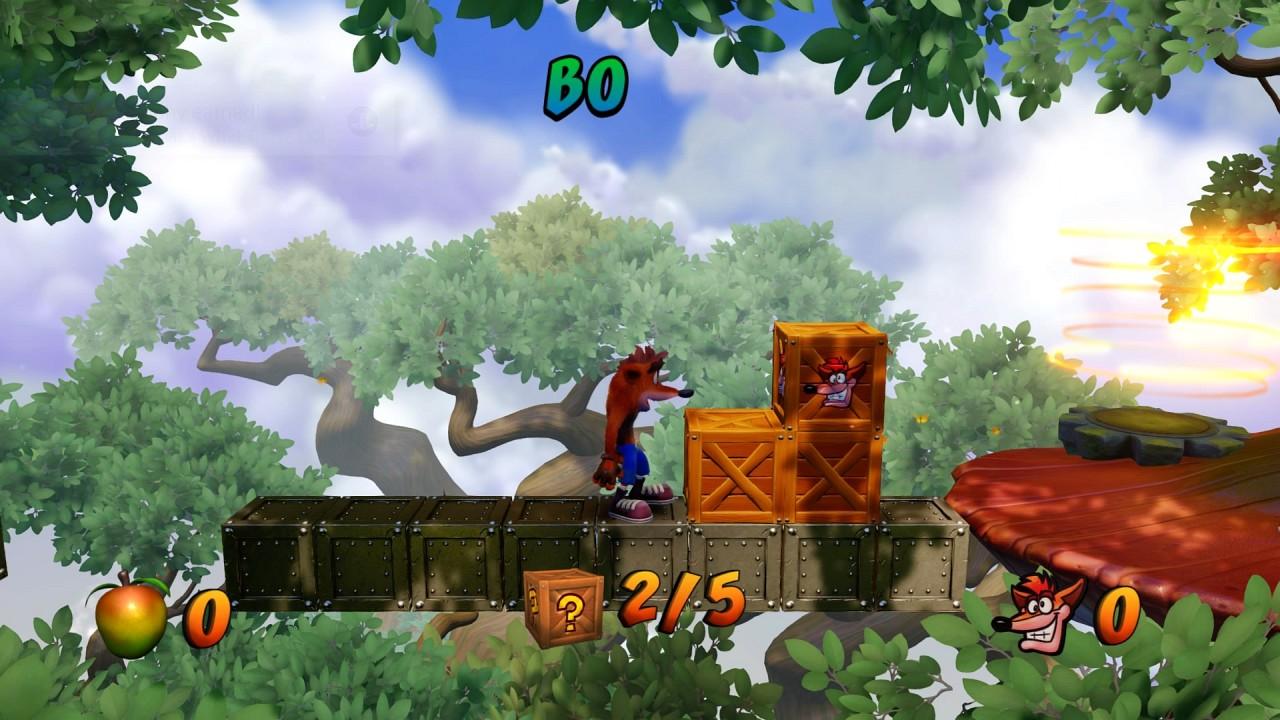 Crash Bandicoot N. Sane Trilogy ‒ trojitý nášup 146751