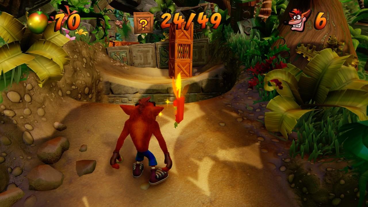 Crash Bandicoot N. Sane Trilogy ‒ trojitý nášup 146755