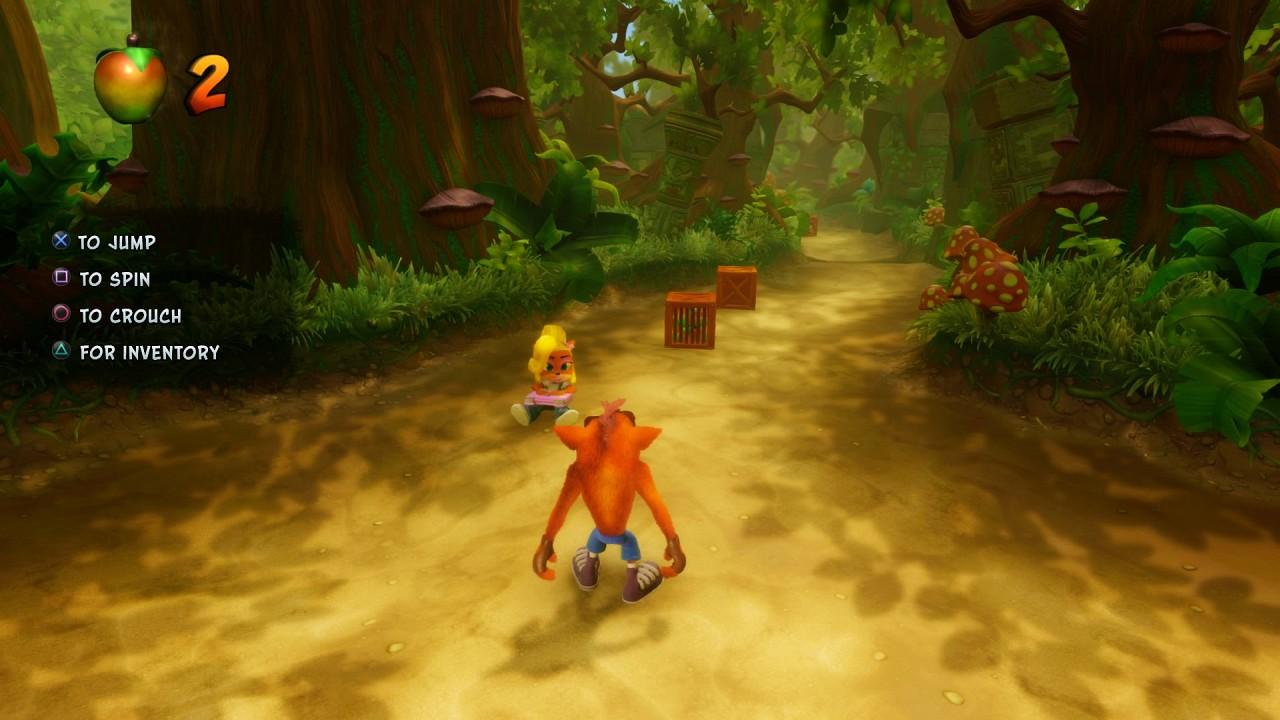 Crash Bandicoot N. Sane Trilogy ‒ trojitý nášup 146763