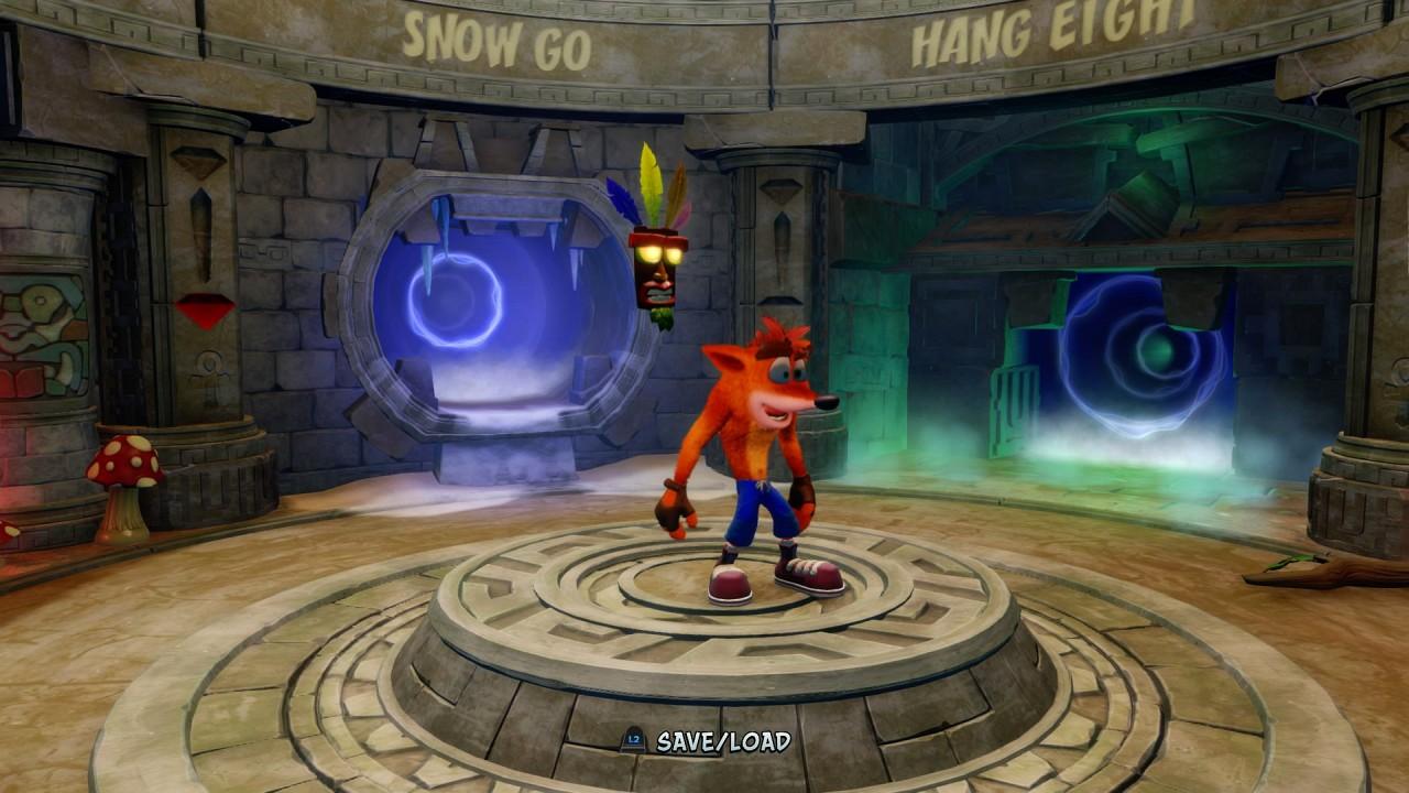 Crash Bandicoot N. Sane Trilogy ‒ trojitý nášup 146764