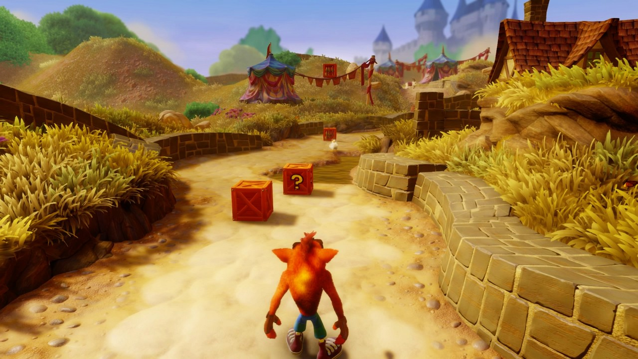 Crash Bandicoot N. Sane Trilogy ‒ trojitý nášup 146772