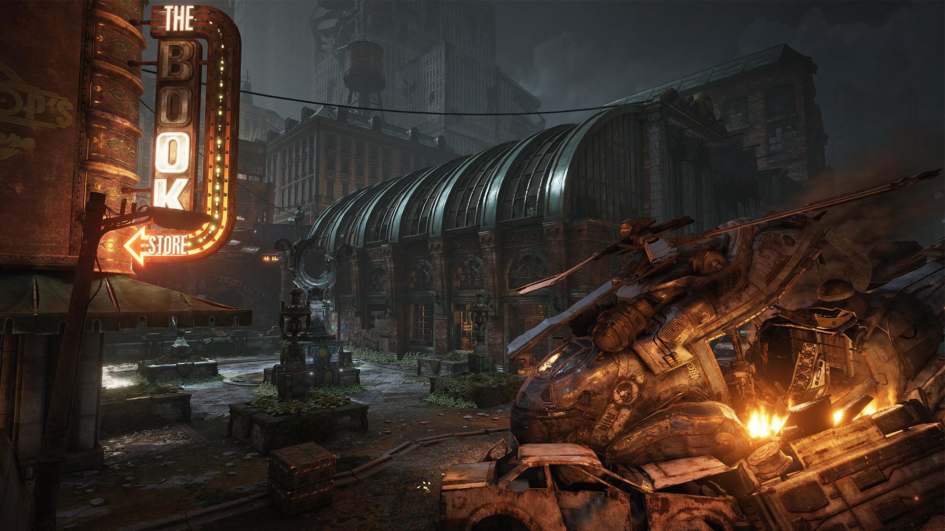 Červencový patch přinesl do Gears of War 4 nové mapy 146917