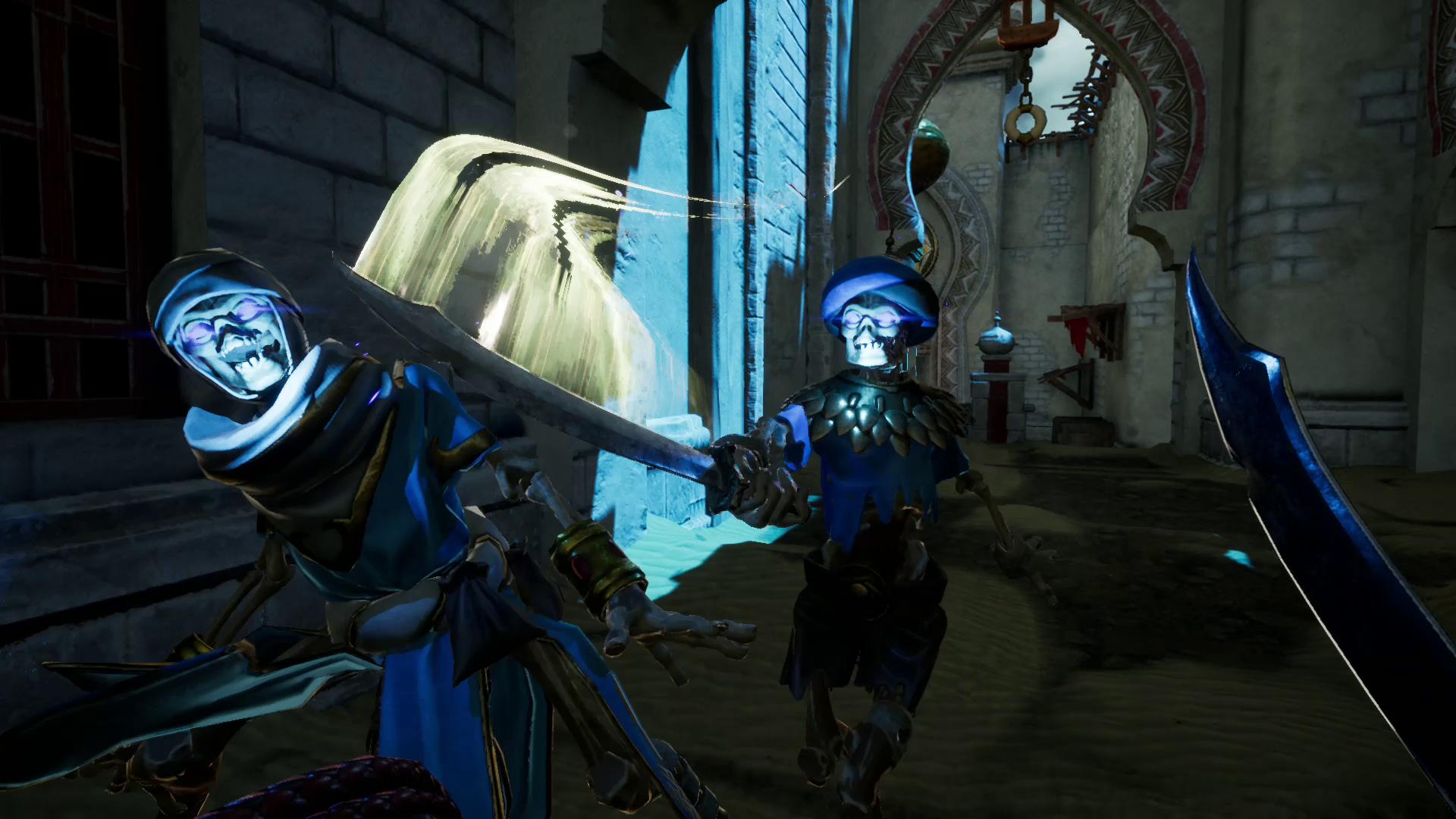 V City of Brass budete bojovat bičem a šavlí 146965