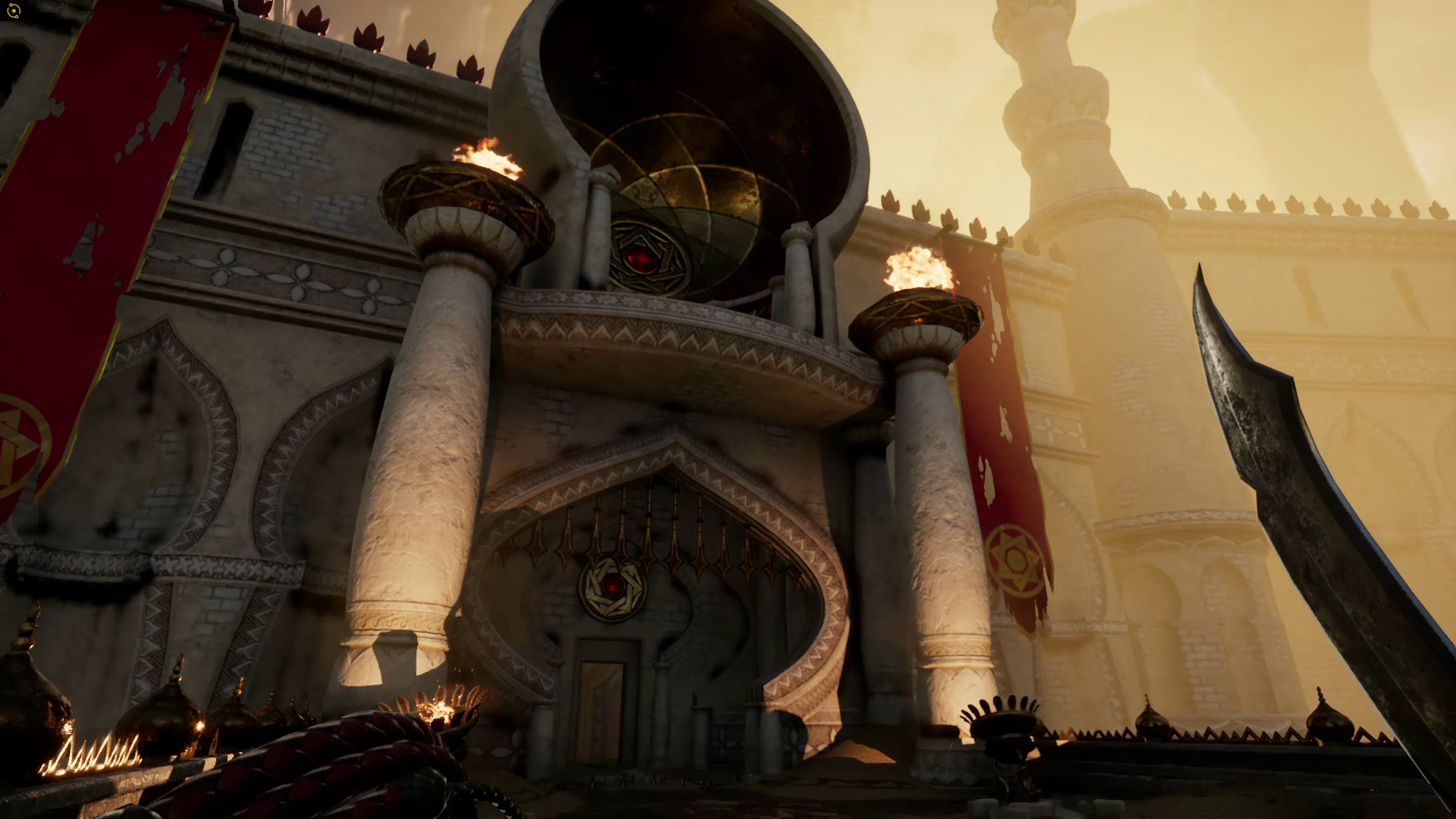 V City of Brass budete bojovat bičem a šavlí 146971