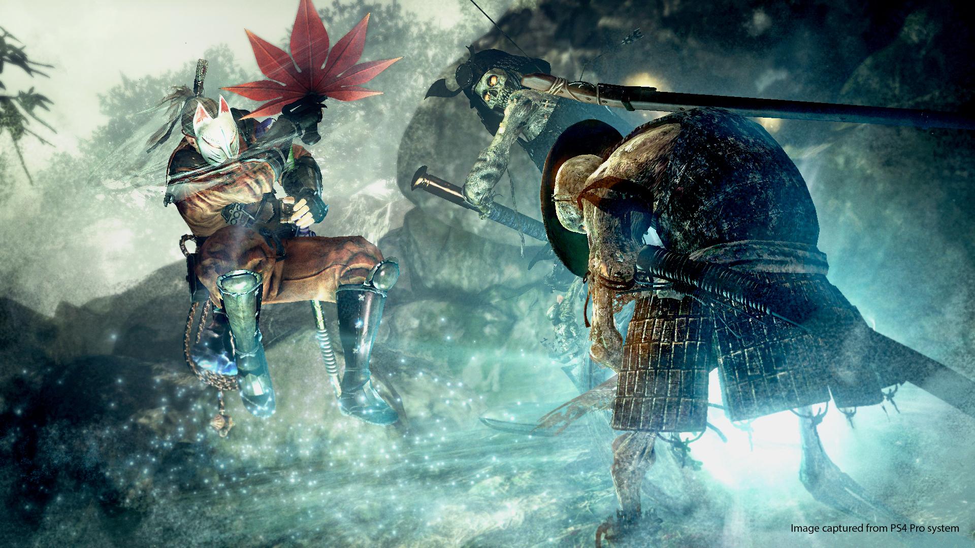 DLC Defiant Honor pro Nioh vyjde 25. července 146984