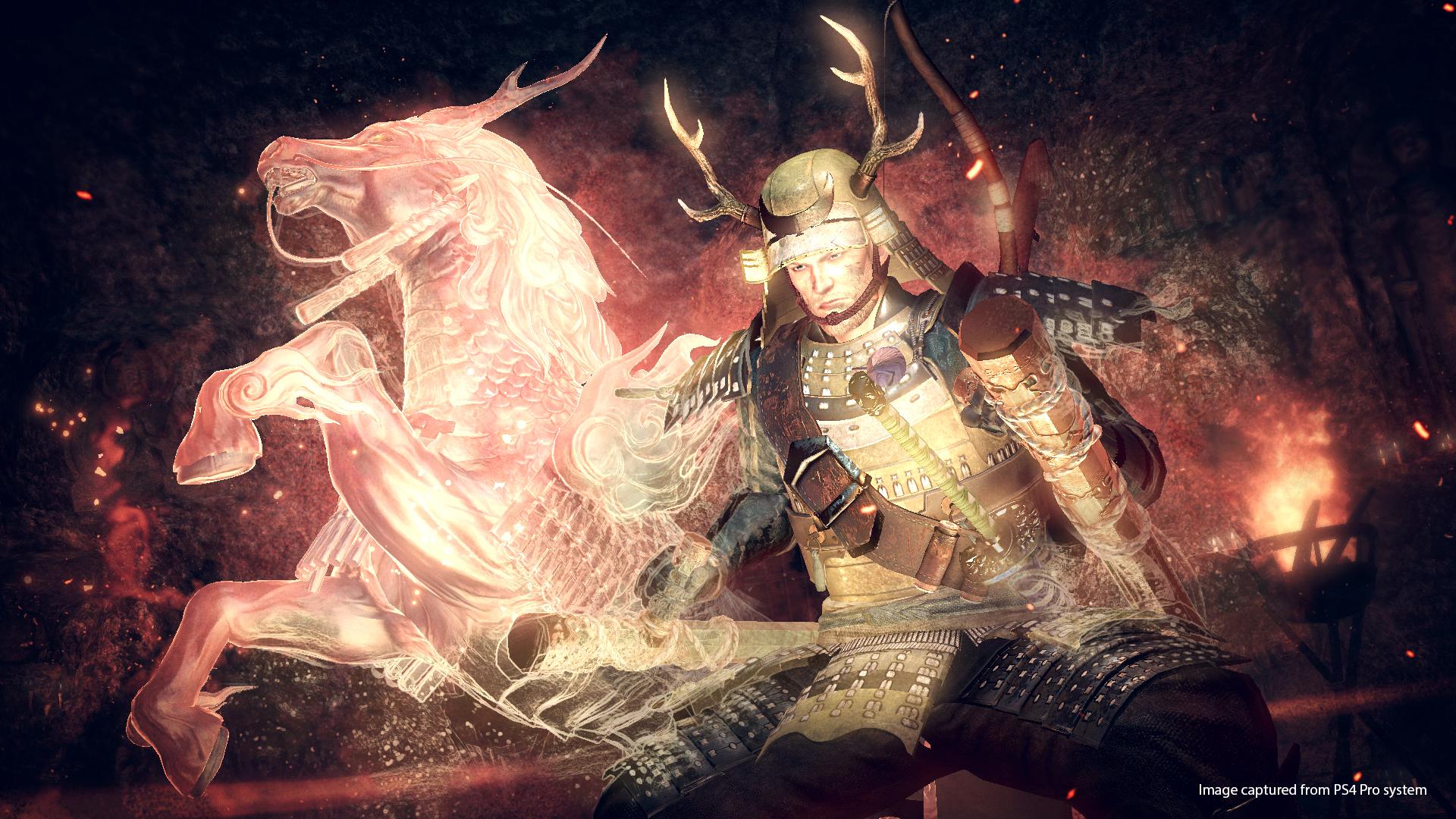 DLC Defiant Honor pro Nioh vyjde 25. července 146985