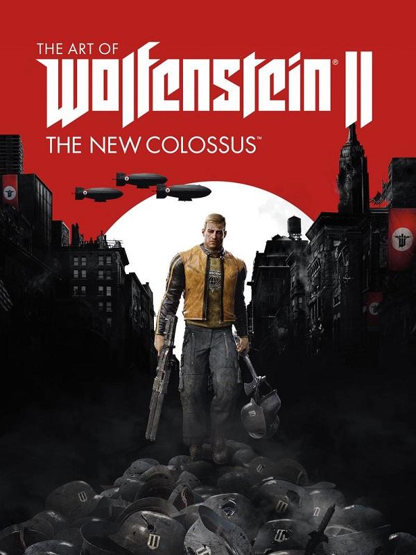 Wolfenstein 2: The New Colossus se dočká vlastního artbooku 146986