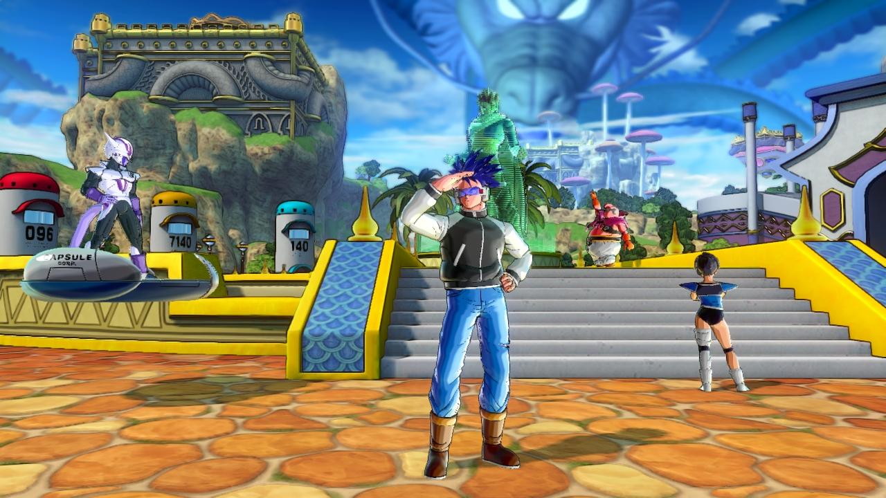 Dragon Ball Xenoverse 2 dorazí na Switch koncem září 147000