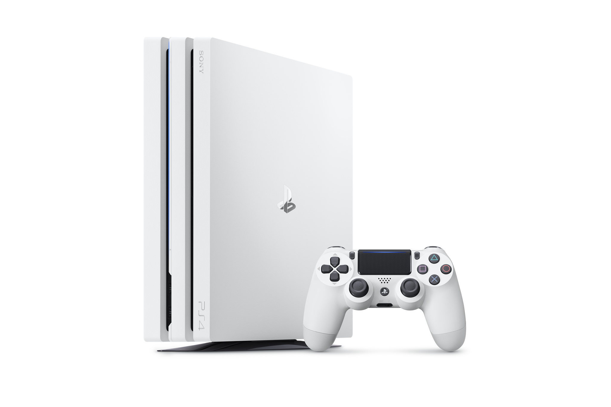 PS4 Pro bude k dispozici v bílé barvě 147037