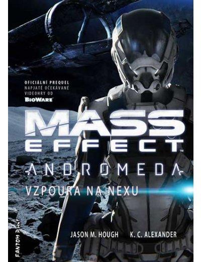 Mass Effect Andromeda: Vzpoura na Nexu - knižní návrat 147083