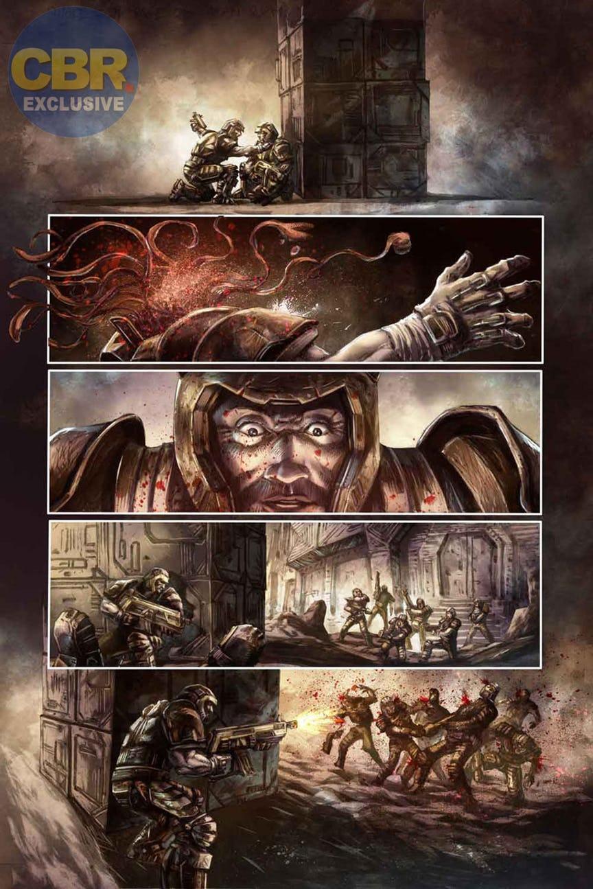 Quake Champions doplní série komiksů 147090