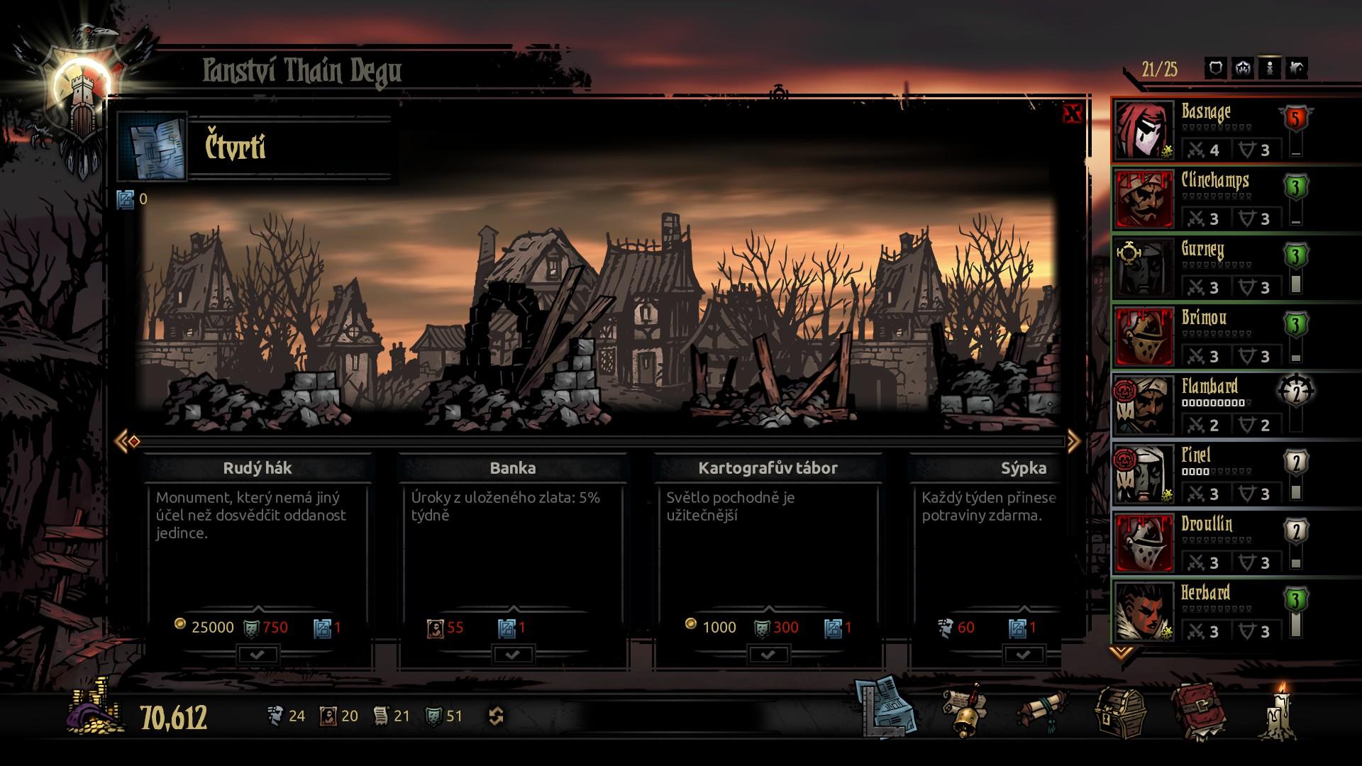 Darkest Dungeon: The Crimson Court - Fotospeciál z upířího panství 147137