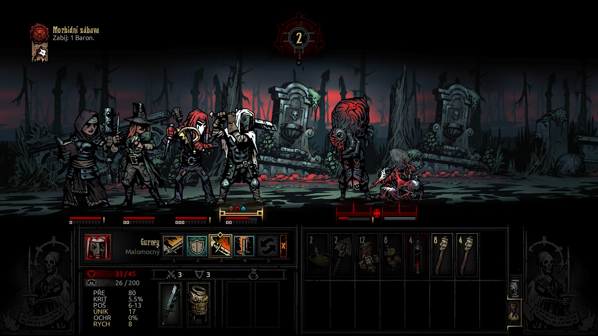Darkest Dungeon: The Crimson Court - Fotospeciál z upířího panství 147140