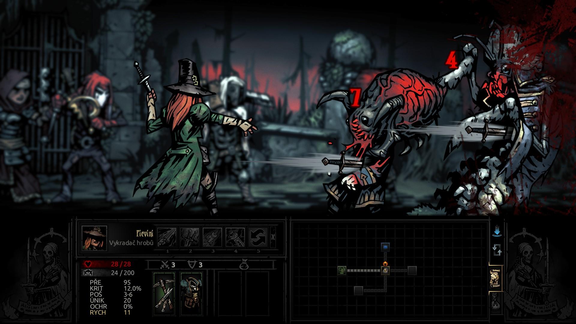 Darkest Dungeon: The Crimson Court - Fotospeciál z upířího panství 147142