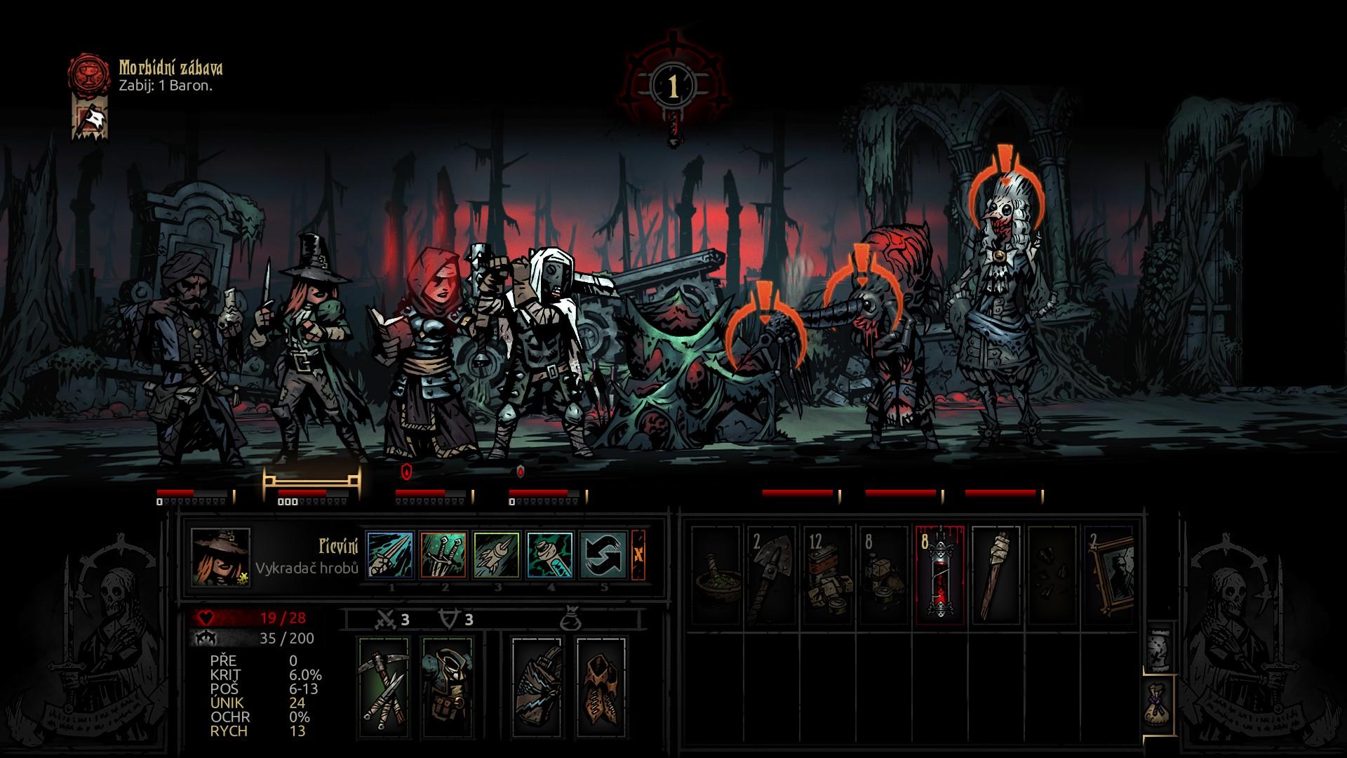 Darkest Dungeon: The Crimson Court - Fotospeciál z upířího panství 147146