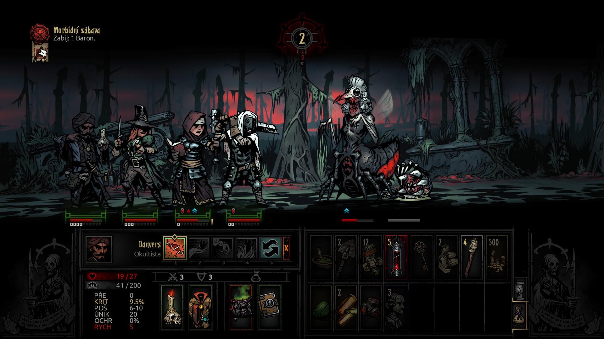 Darkest Dungeon: The Crimson Court - Fotospeciál z upířího panství 147148