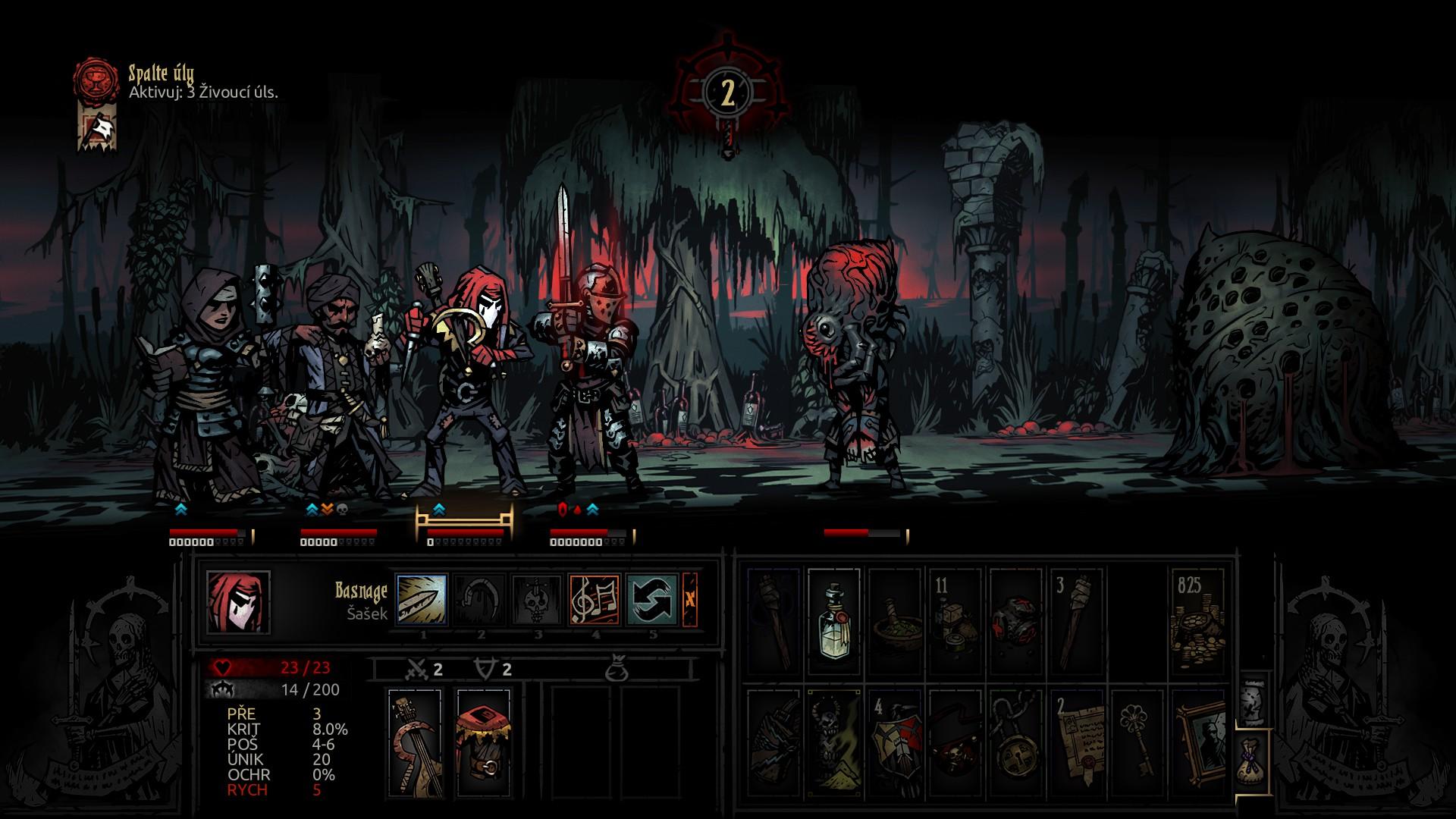 Darkest Dungeon: The Crimson Court - Fotospeciál z upířího panství 147151