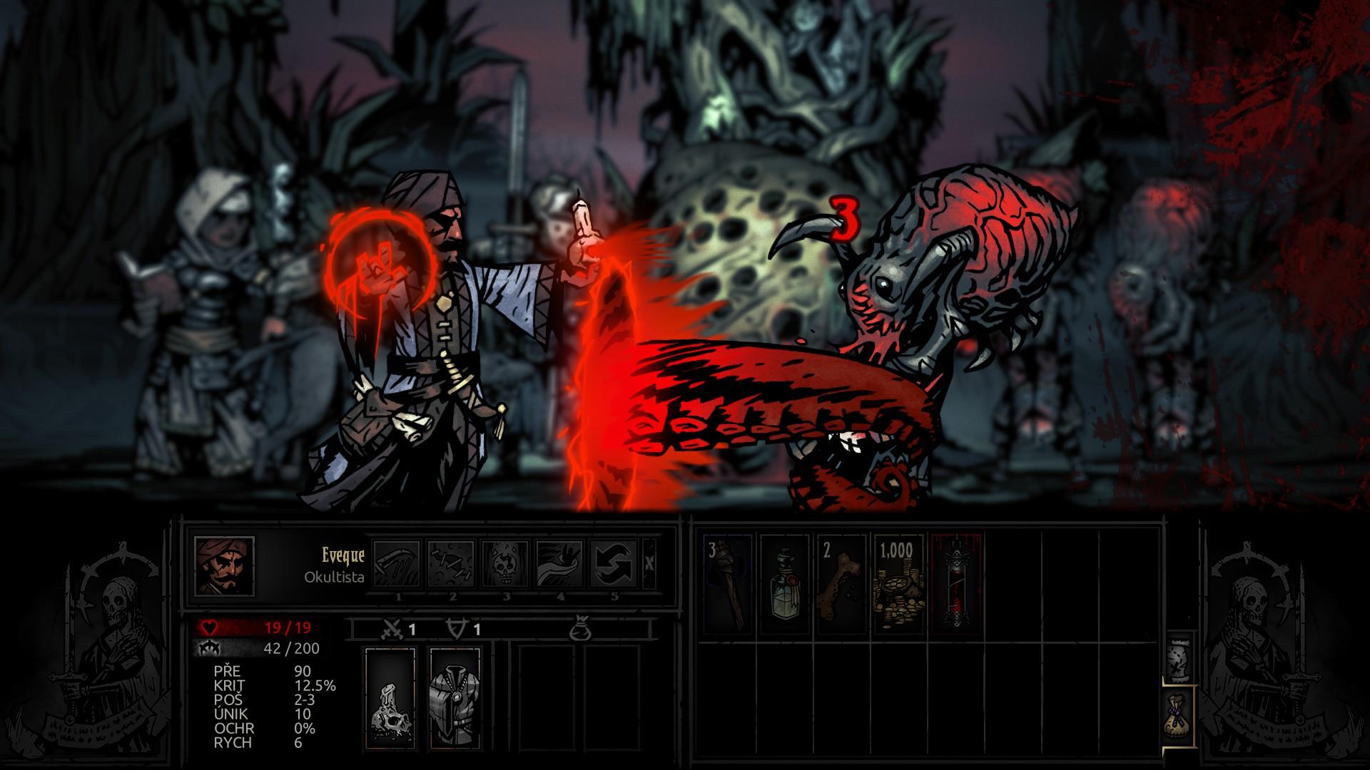 Darkest Dungeon: The Crimson Court - Fotospeciál z upířího panství 147153
