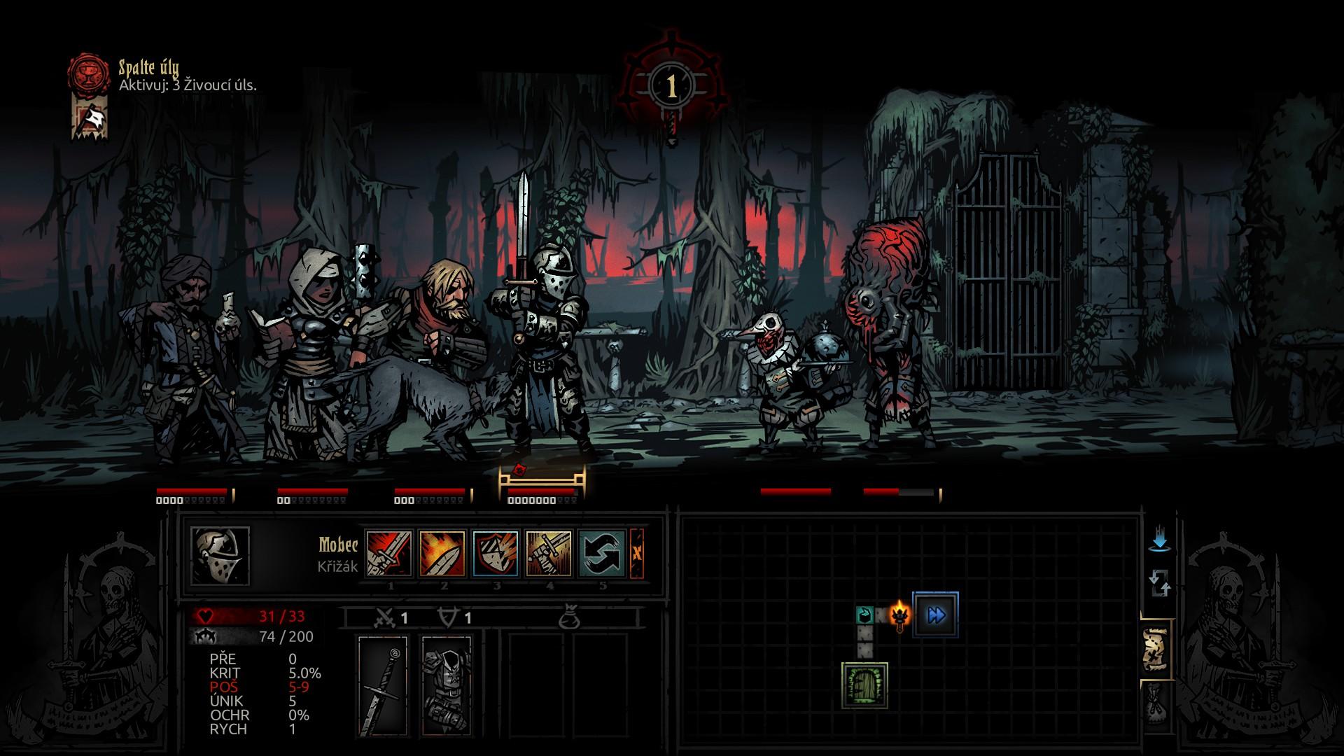 Darkest Dungeon: The Crimson Court - Fotospeciál z upířího panství 147155