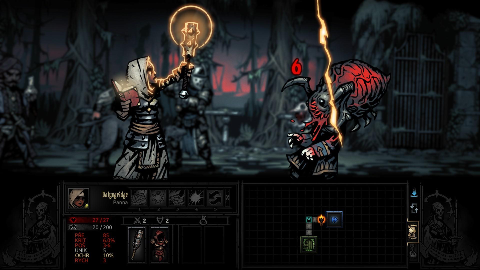 Darkest Dungeon: The Crimson Court - Fotospeciál z upířího panství 147156