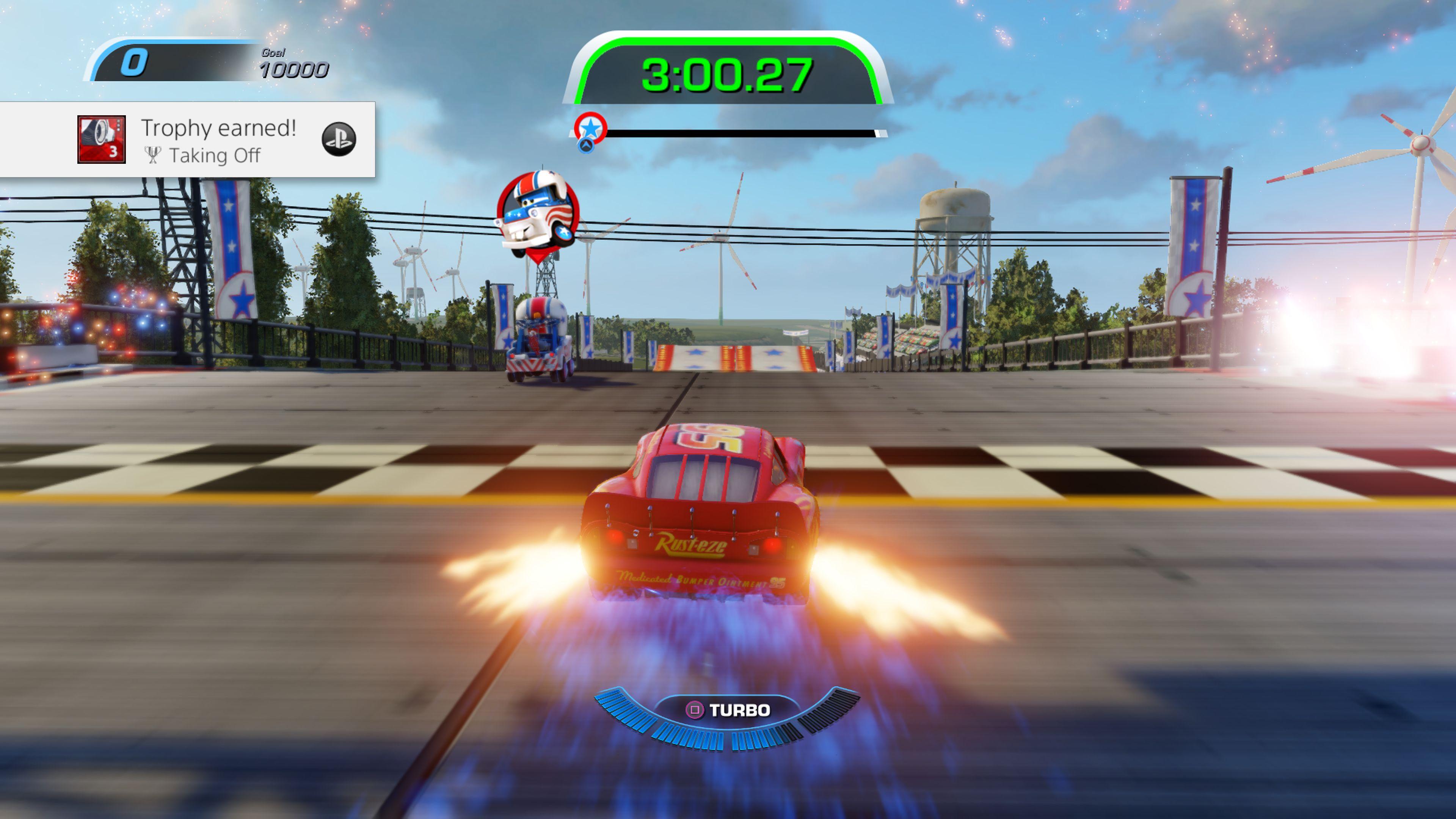 Cars 3: Driven to Win – hravé, přesto brutální závody 147166