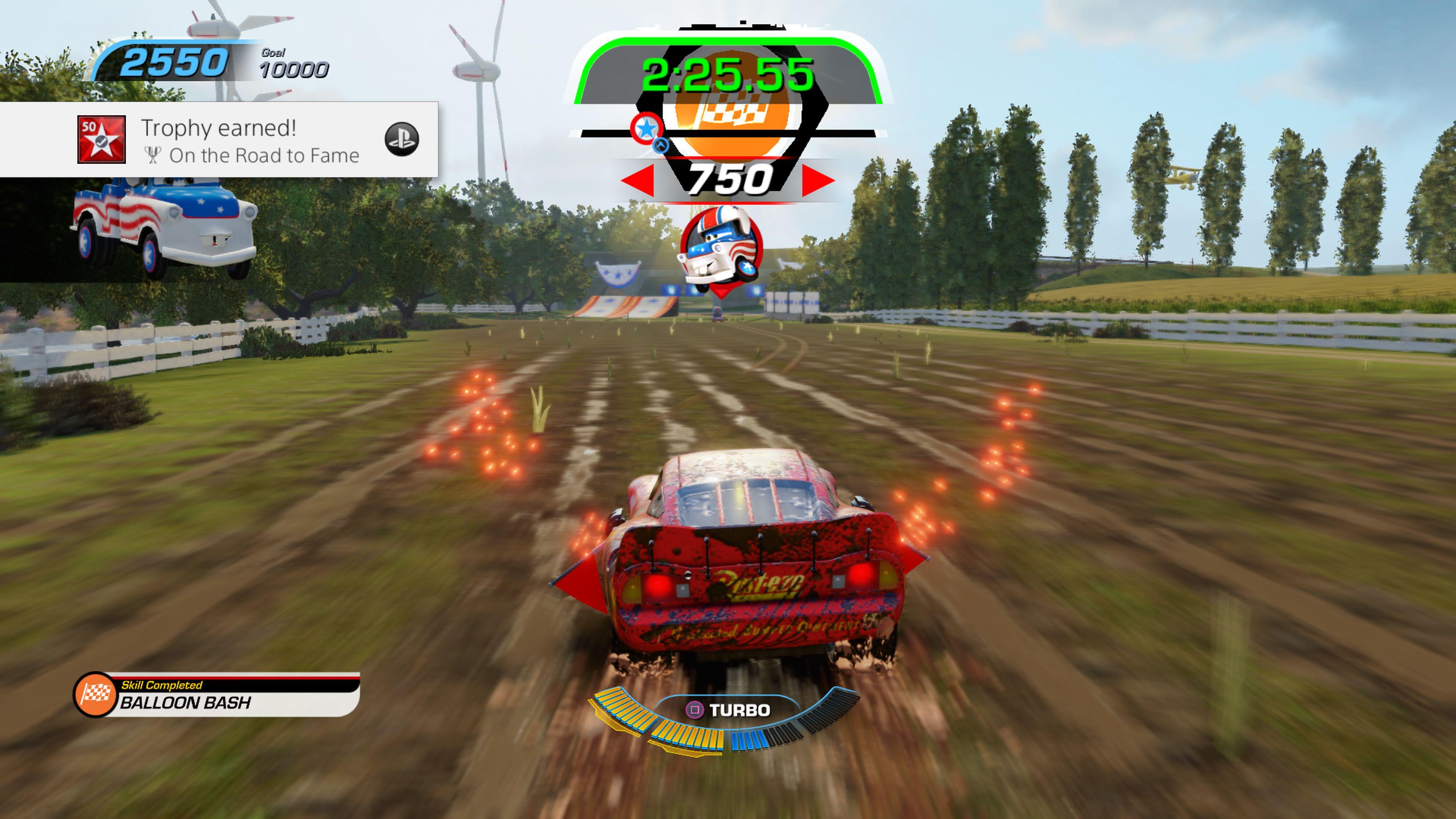 Cars 3: Driven to Win – hravé, přesto brutální závody 147167