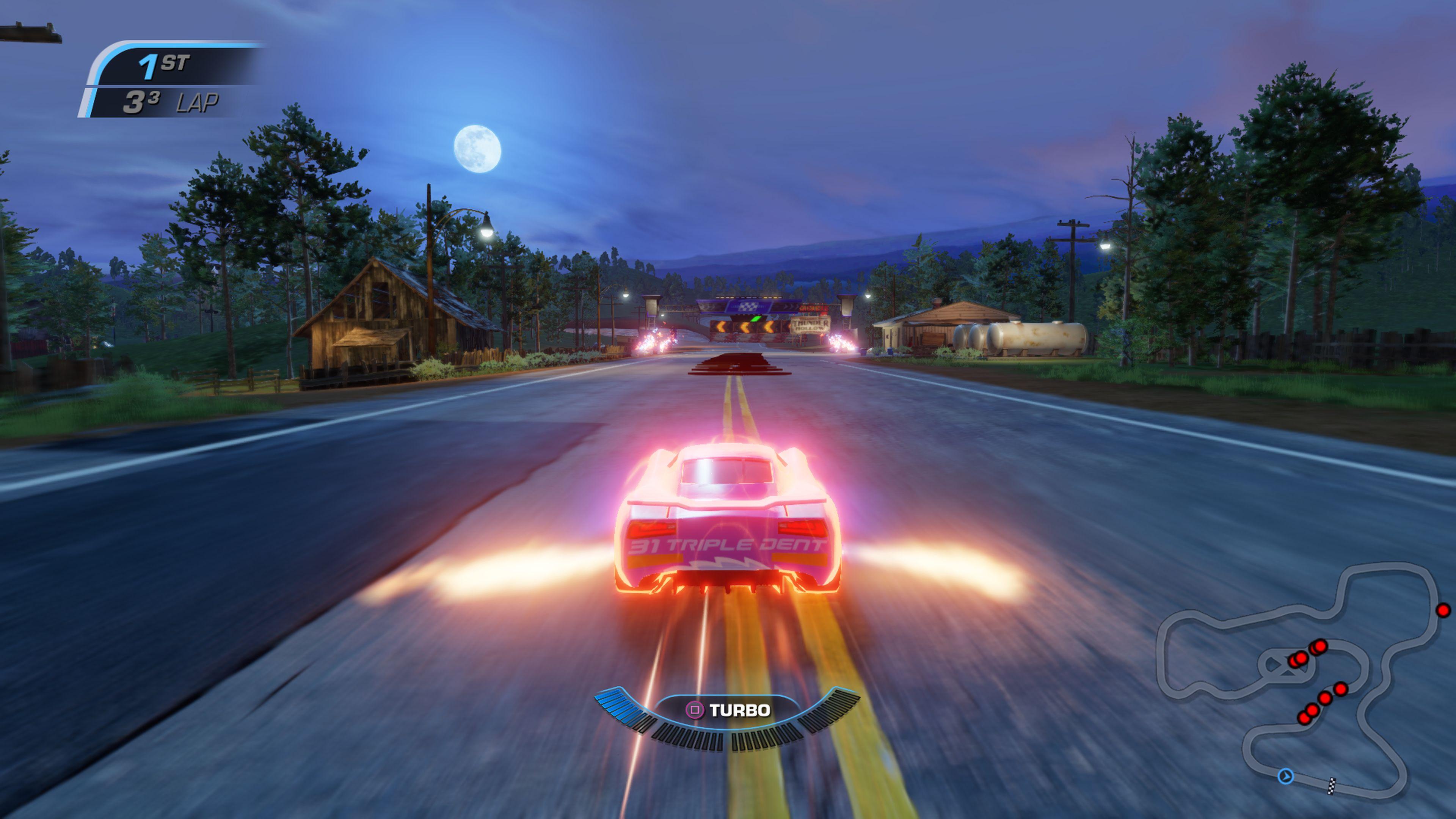 Cars 3: Driven to Win – hravé, přesto brutální závody 147180