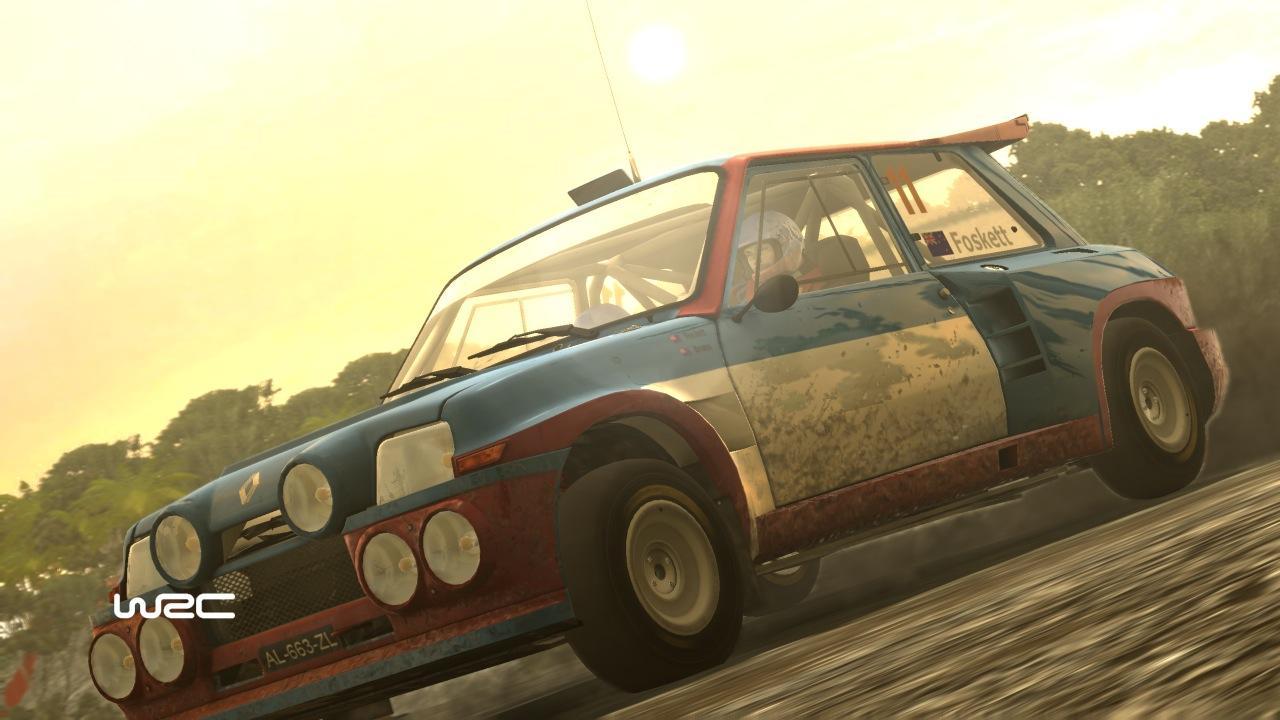 WRC nabídne kultovní vozy z 80. let 14721