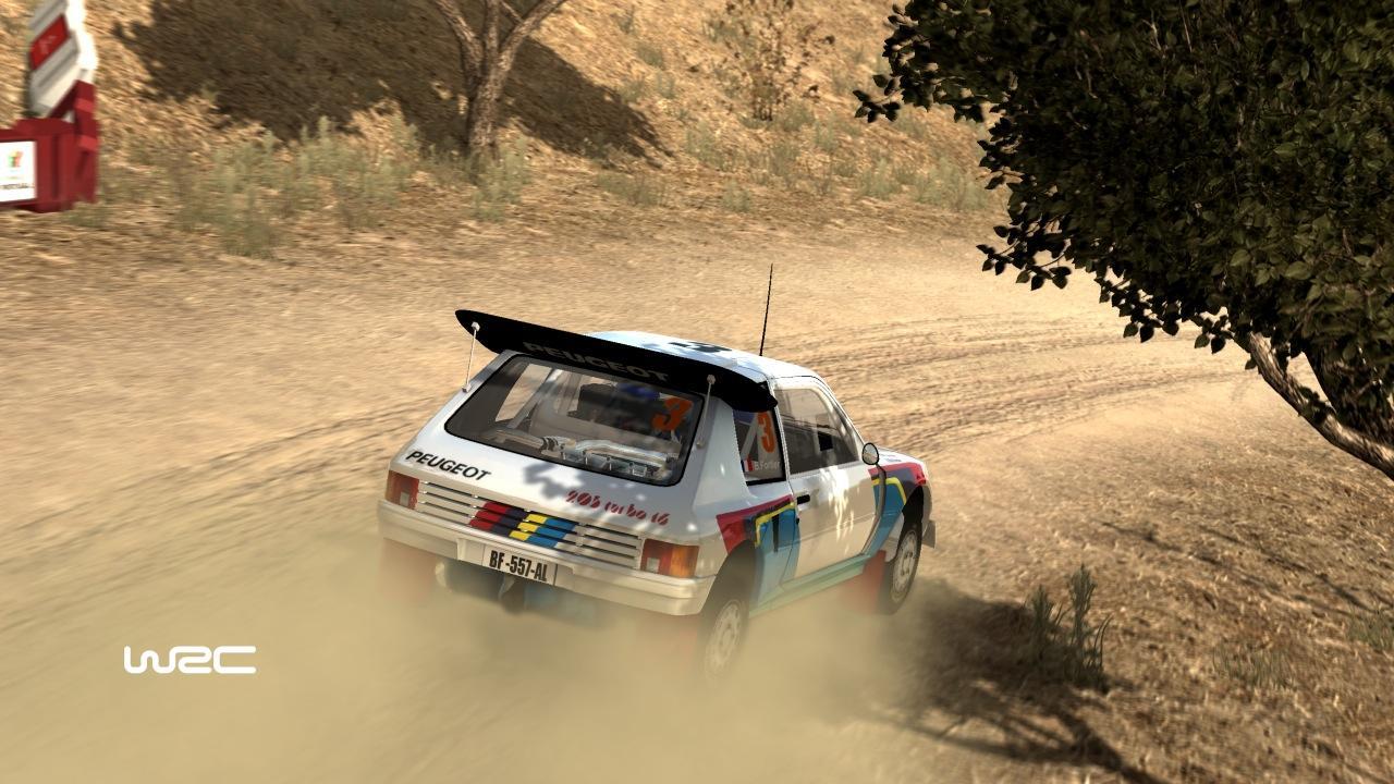 WRC nabídne kultovní vozy z 80. let 14722