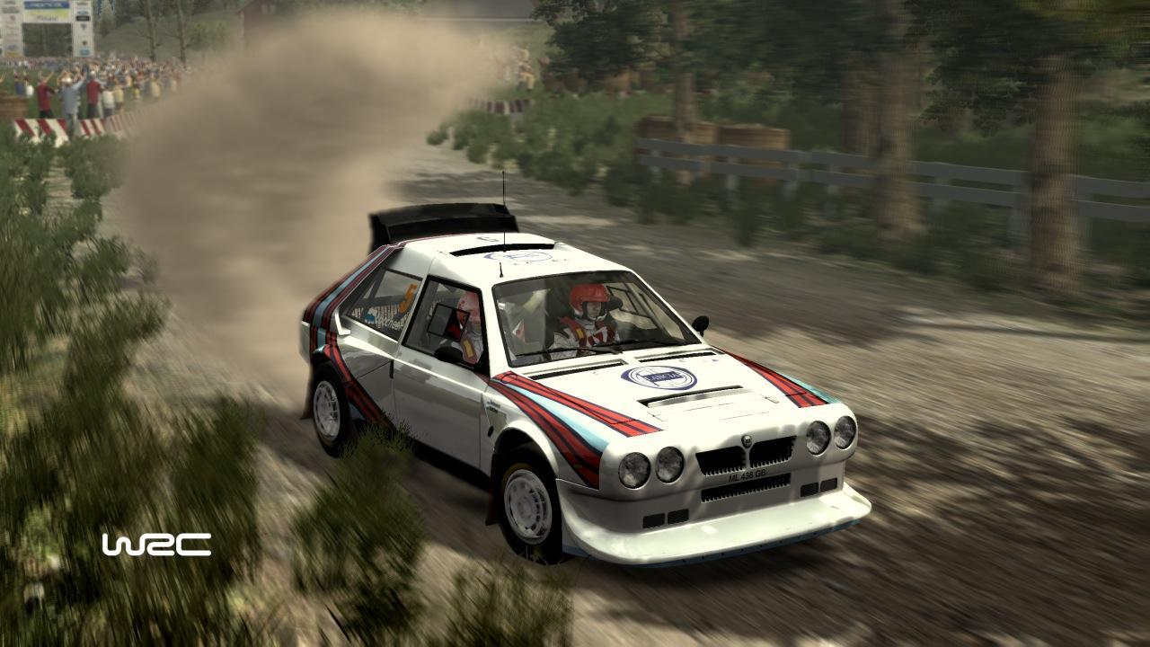 WRC nabídne kultovní vozy z 80. let 14723