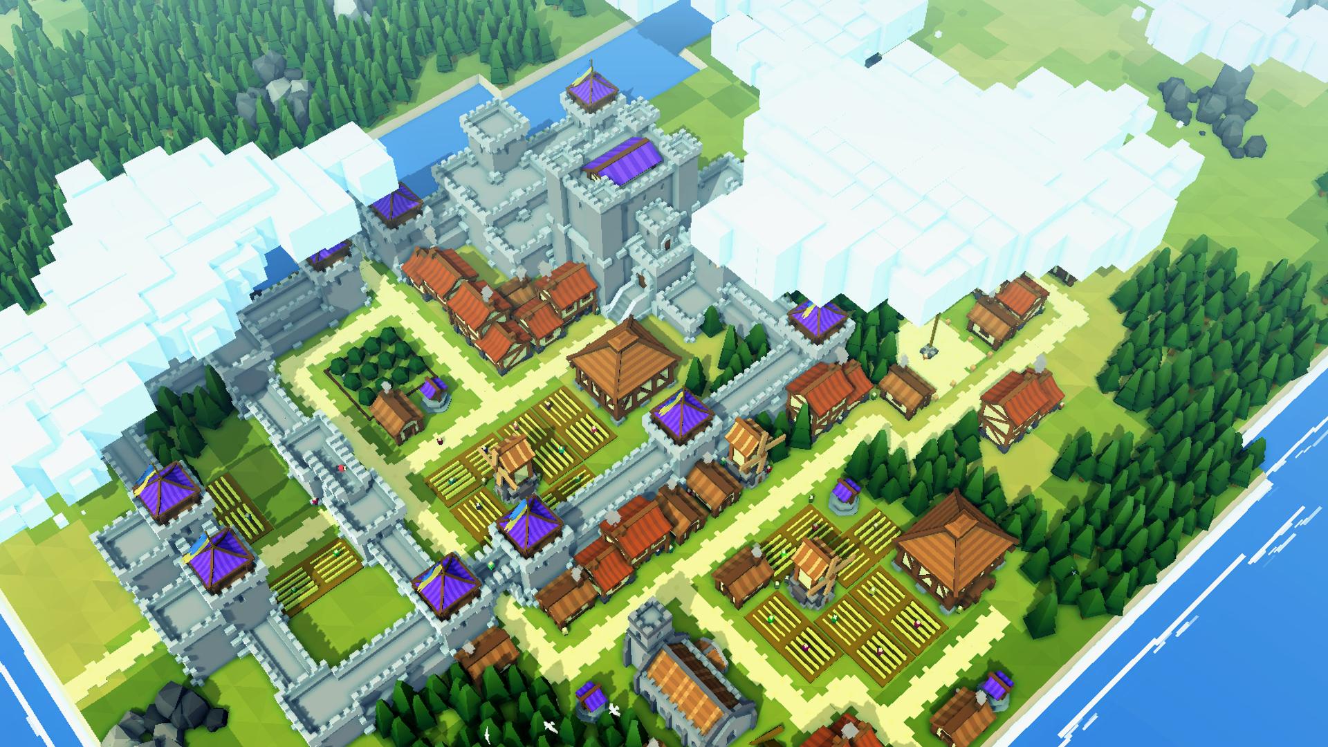 V Kingdoms and Castles budete moci budovat království od 18. července 147259