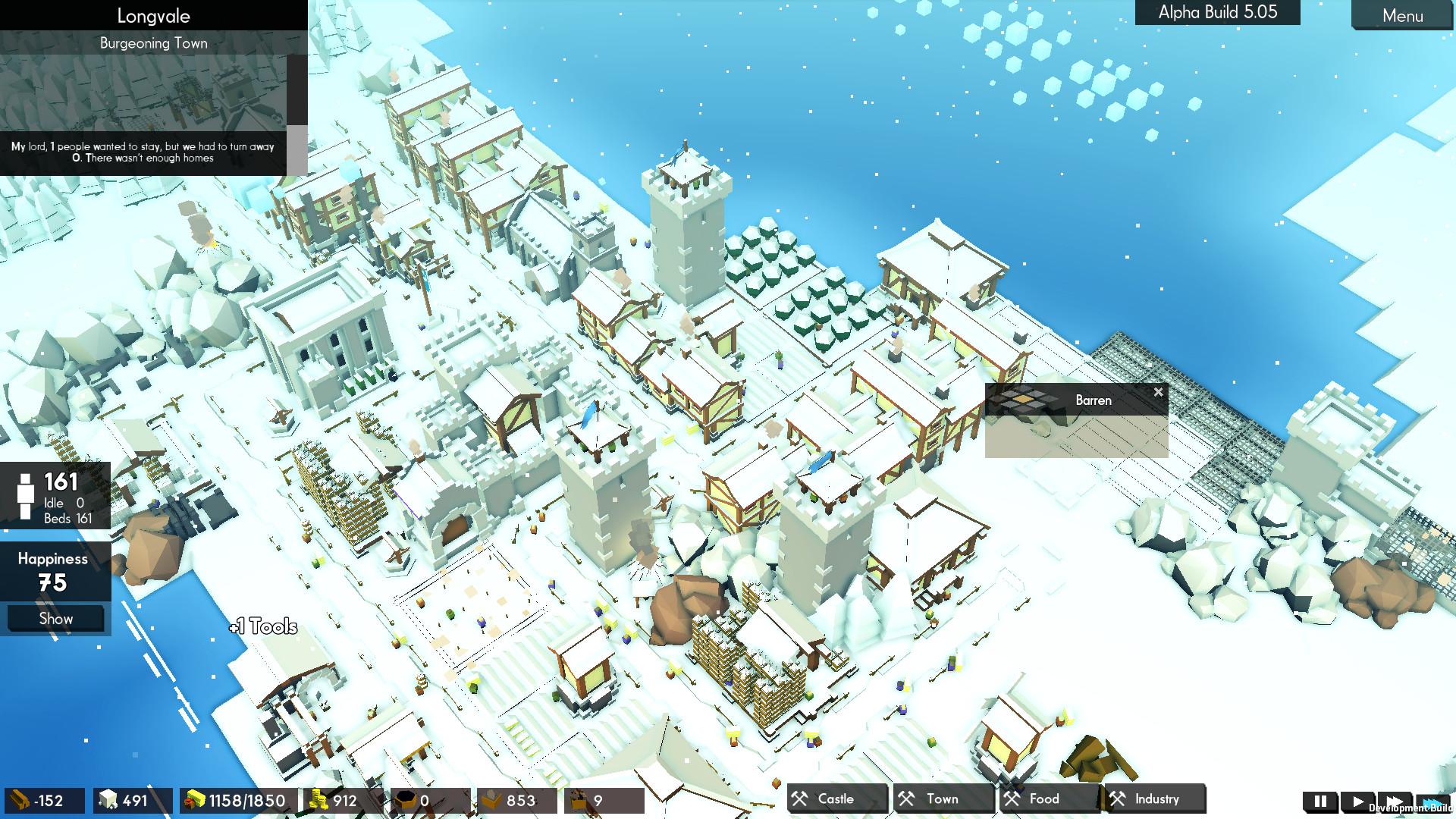 V Kingdoms and Castles budete moci budovat království od 18. července 147261