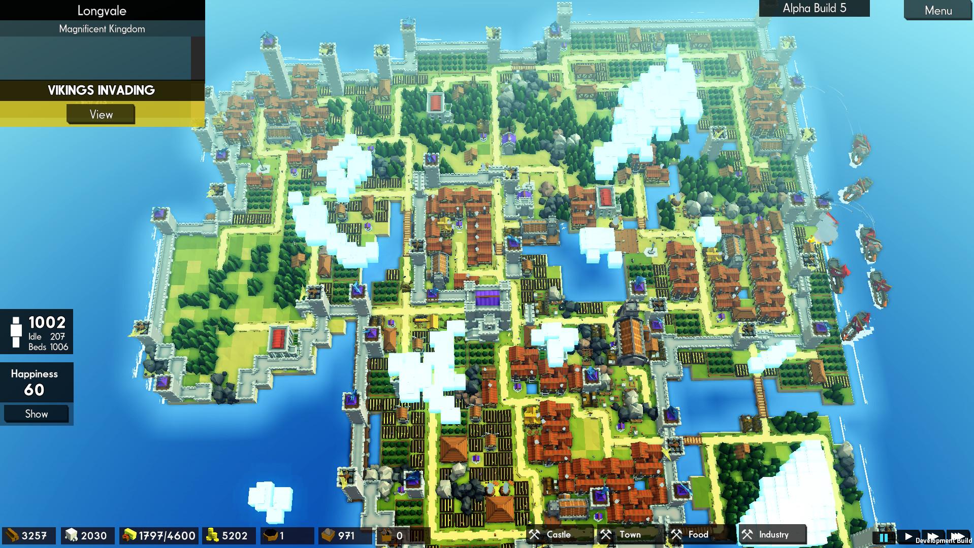 V Kingdoms and Castles budete moci budovat království od 18. července 147263
