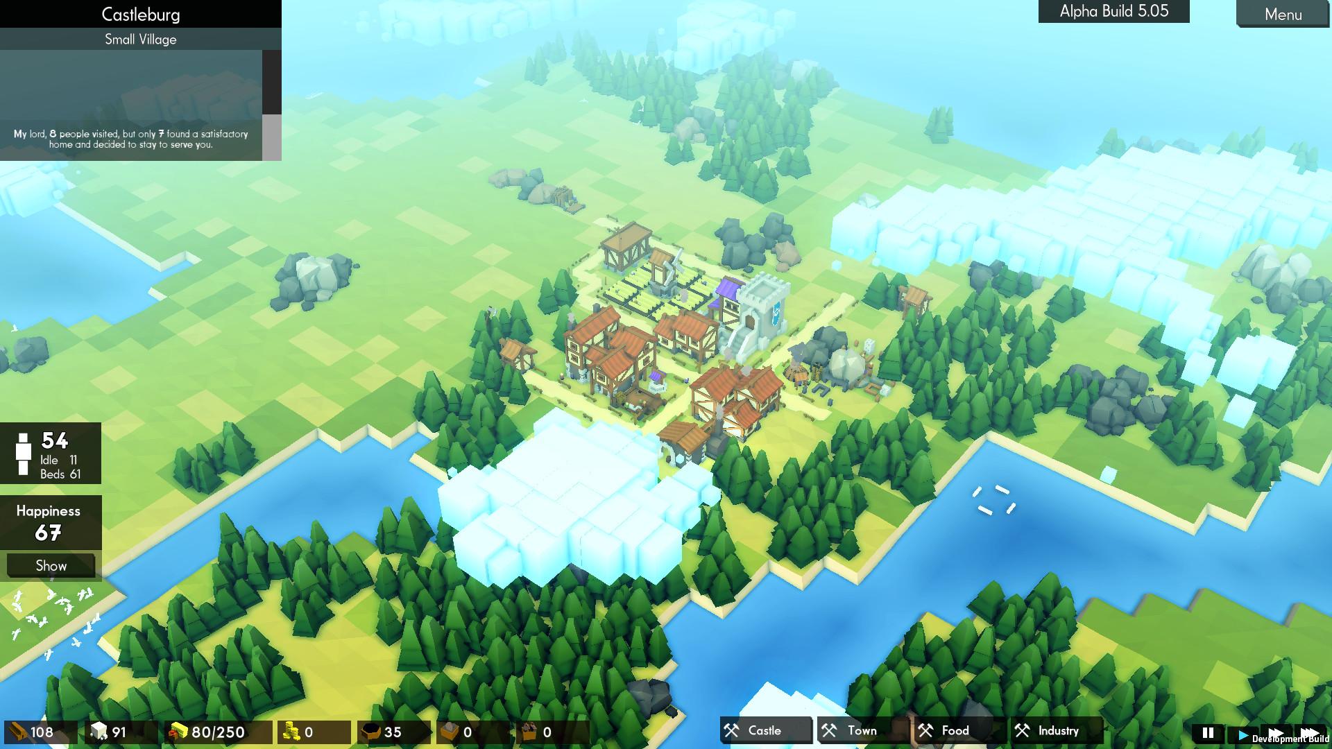 V Kingdoms and Castles budete moci budovat království od 18. července 147264