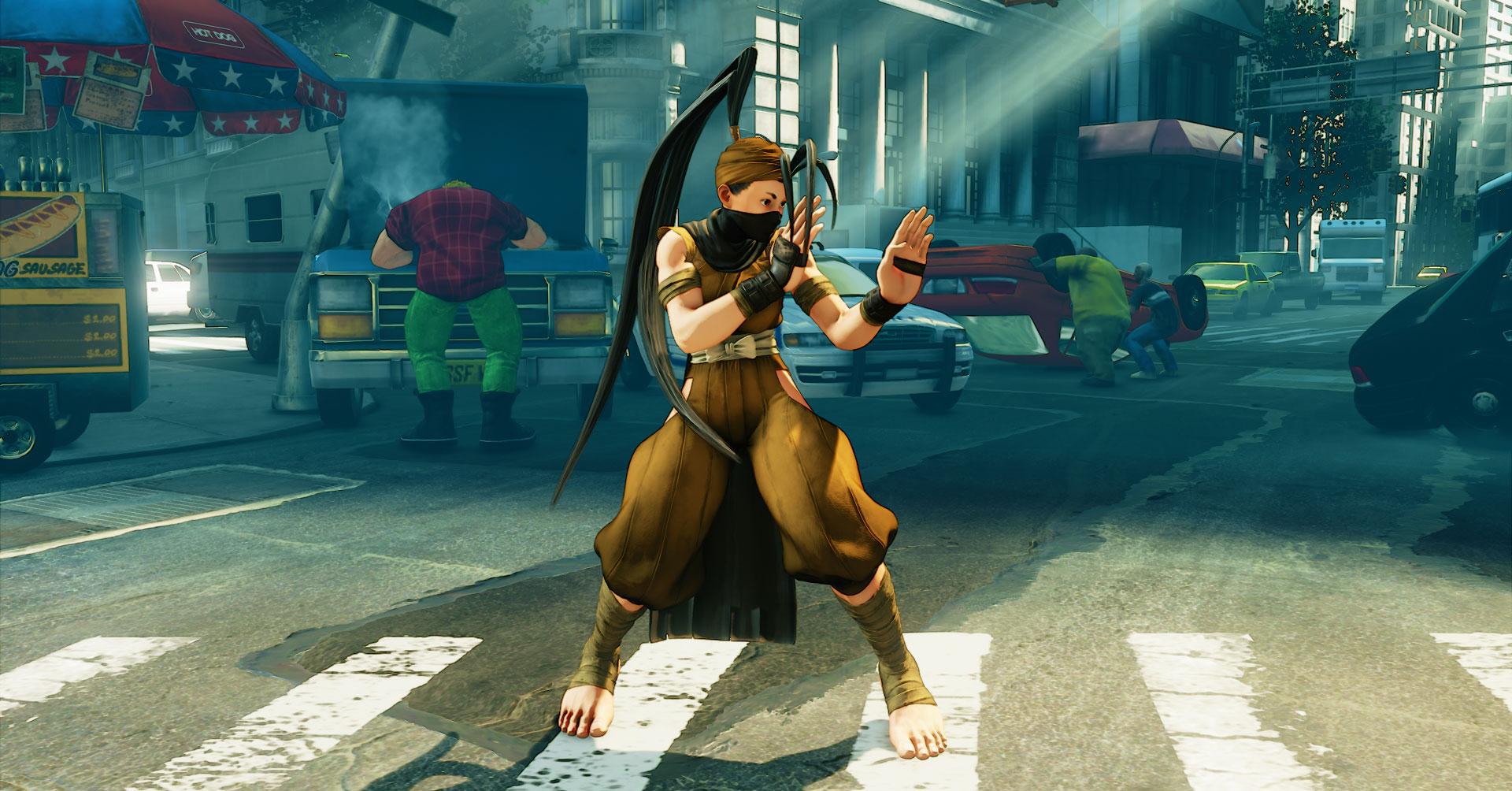 Street Fighter 5 se dočká nových arén a kostýmů 147309