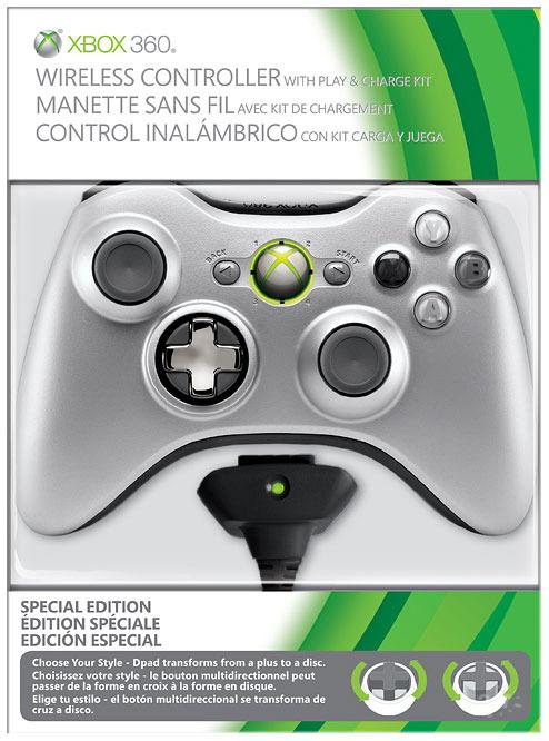 Vylepšená verze ovladače pro Xbox360 odhalena 14731