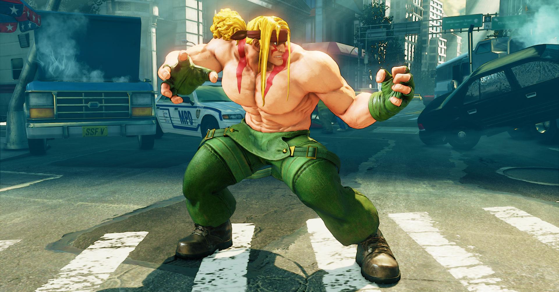 Street Fighter 5 se dočká nových arén a kostýmů 147310