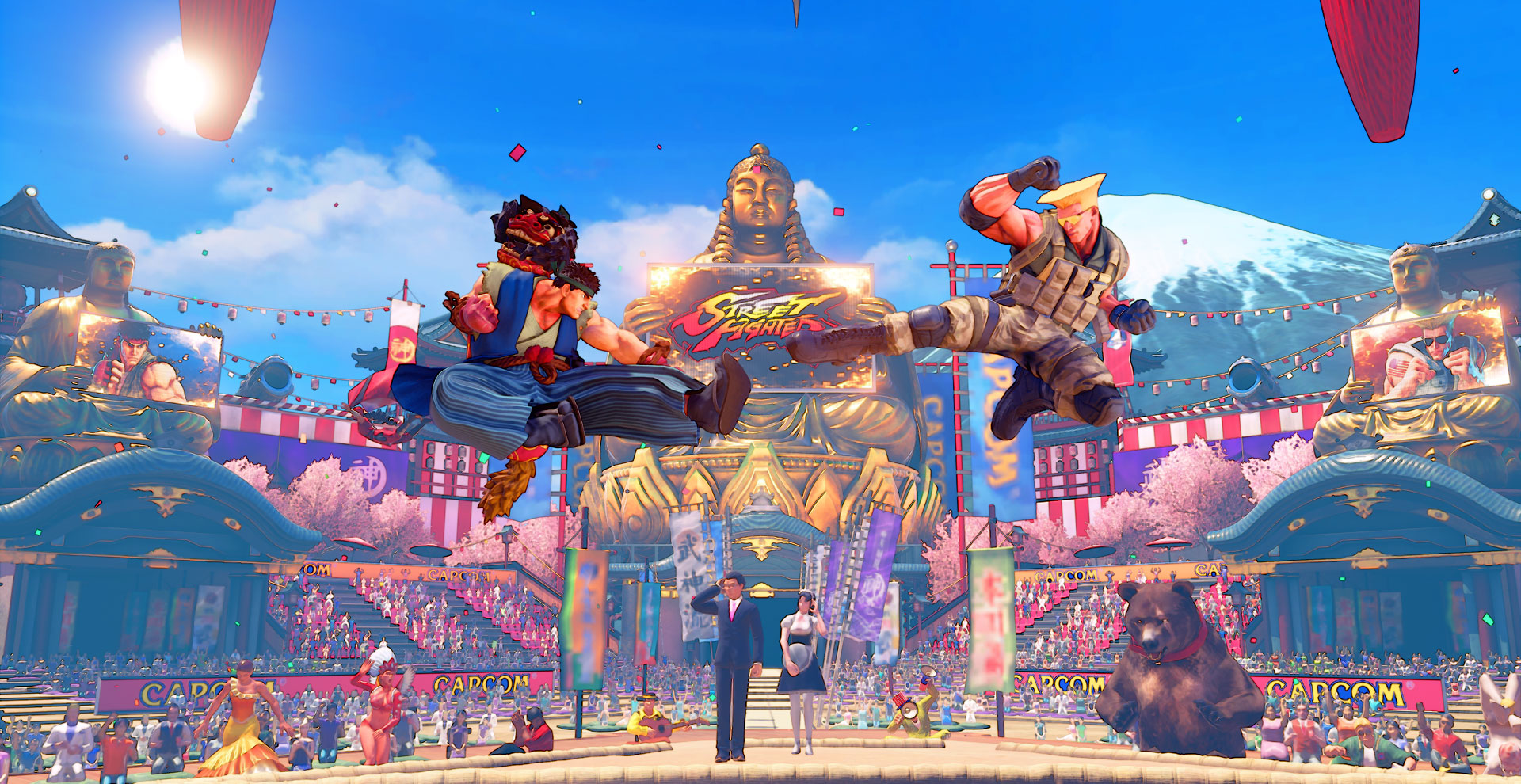 Street Fighter 5 se dočká nových arén a kostýmů 147316