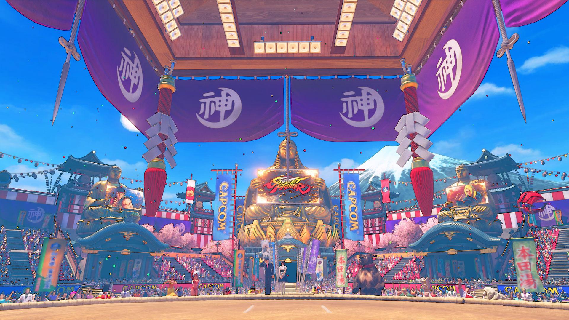 Street Fighter 5 se dočká nových arén a kostýmů 147317