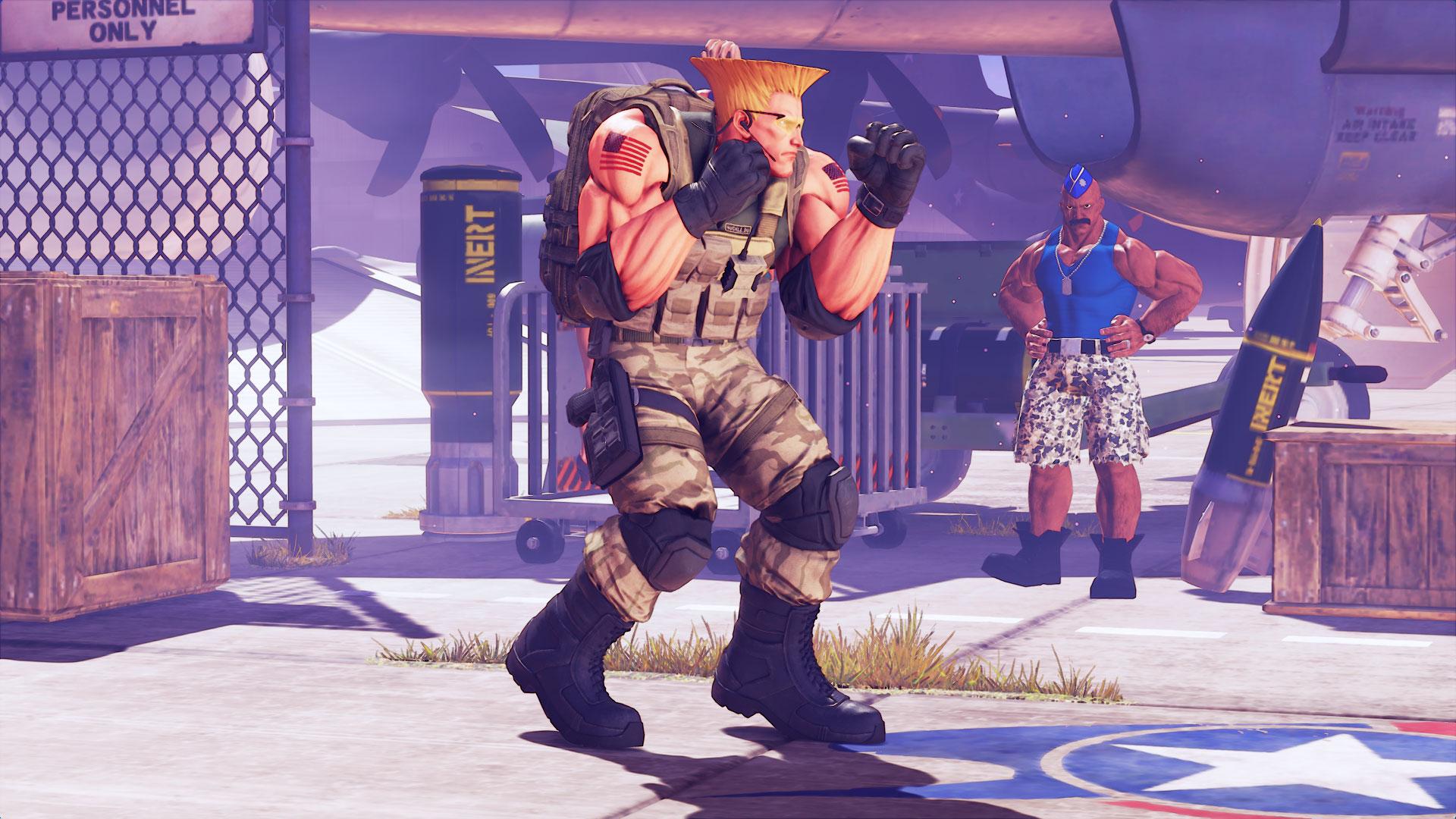 Street Fighter 5 se dočká nových arén a kostýmů 147318