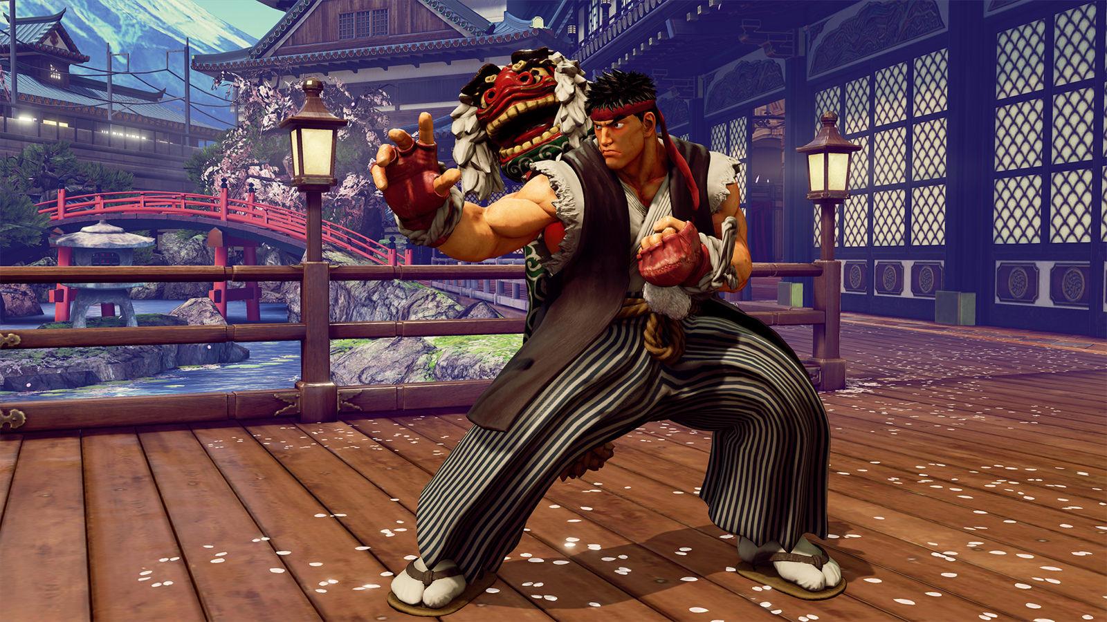 Street Fighter 5 se dočká nových arén a kostýmů 147319